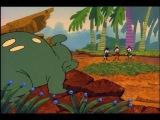 Утиные истории/Duck Tales/39 серия/В стране динозавров/Для друзей и близких!