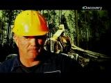 Лесоповал на болотах (3 серия)