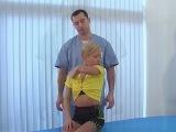 Методика выполнения упражнений(при шейном и грузном остеохондрозе)